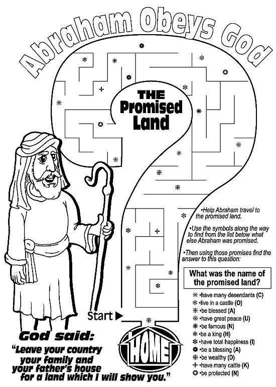 Pin by Anna M. Navarro on Sunday School Worksheets