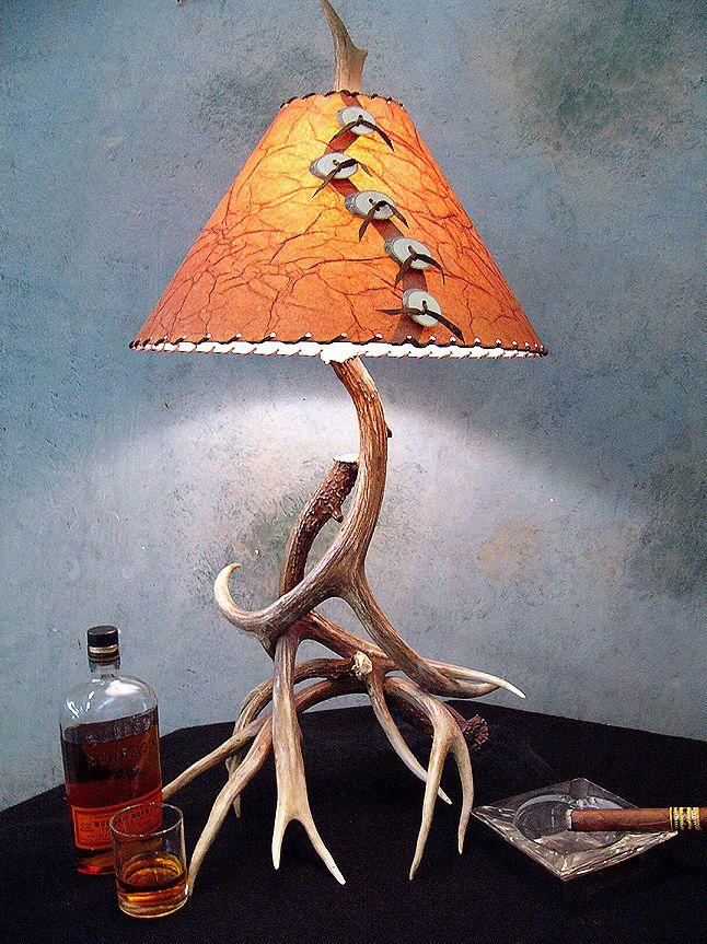 DIY Antler Chandelier & Lamp DVD Course, Make Your Own