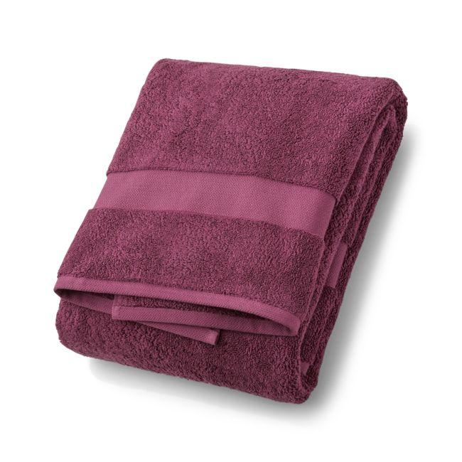 Turkish Cotton 800 Gram Plum Bath Towel Reviews Crate And
