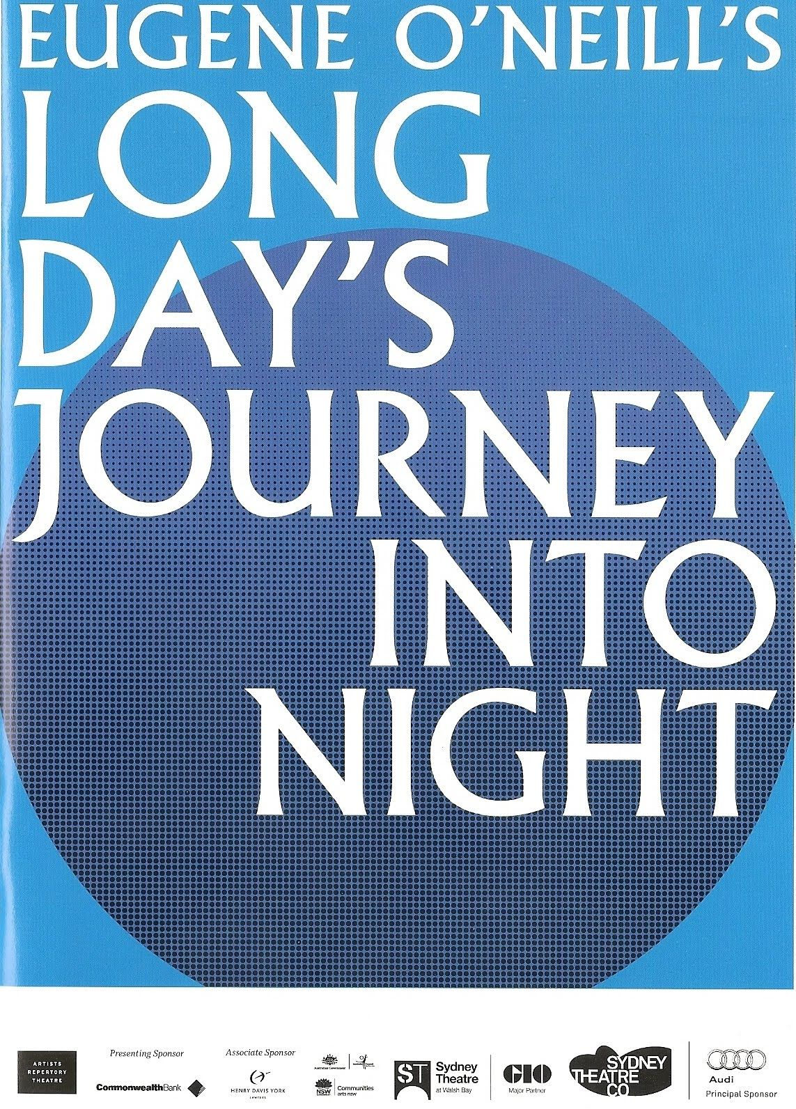 Long Day S Journey Into Night Favorite Novels Reading Library