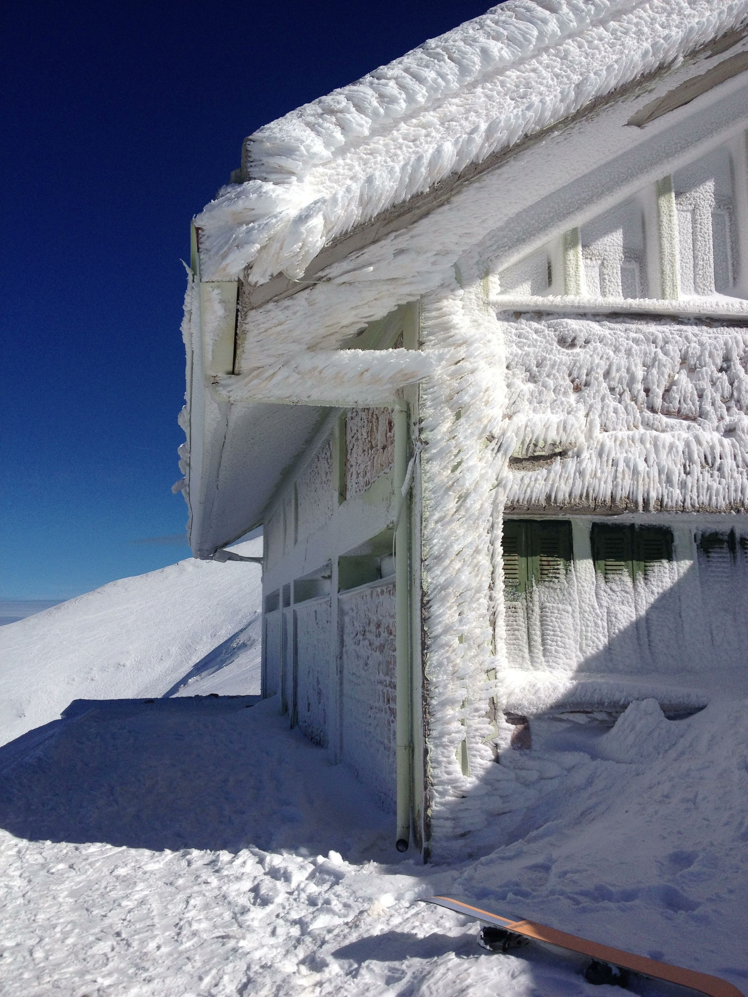 Snowtime @ Helmos