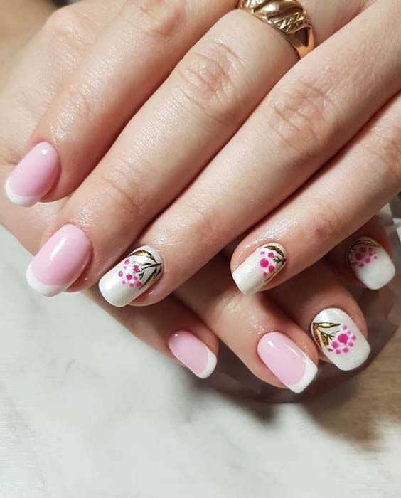 Have A Look At These 50 Most Beautiful And Simple Nail Art Designs For Beginners In 2018 You May Find Here Some Kind Of Amazing New To