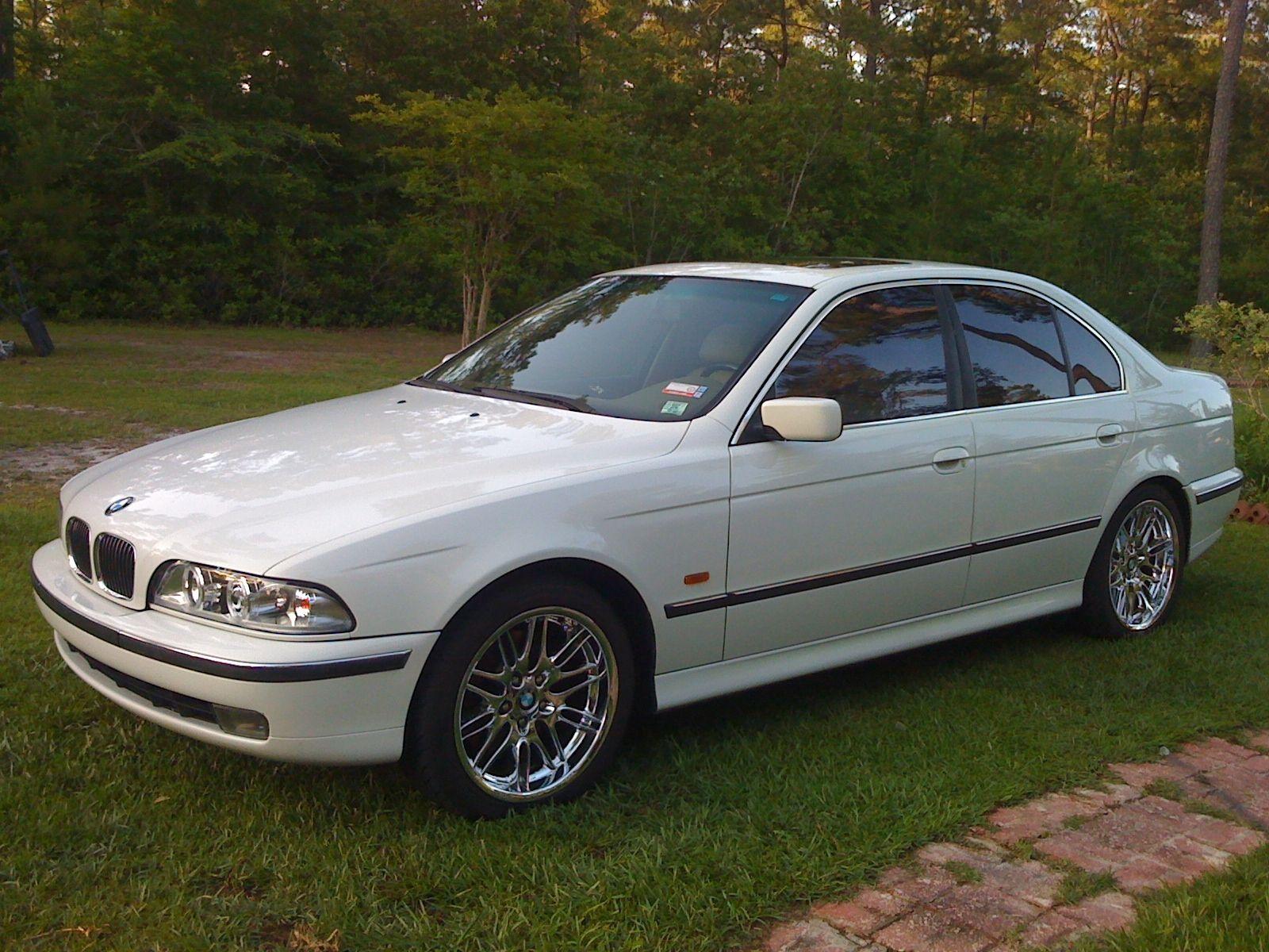 1998 BMW 540i 1990 to 1999 CARZ Bmw, Bmw e39, Bmw cars