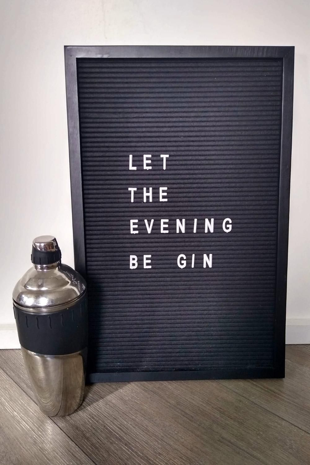 10 Letter Board Quotes to Make You Laugh!