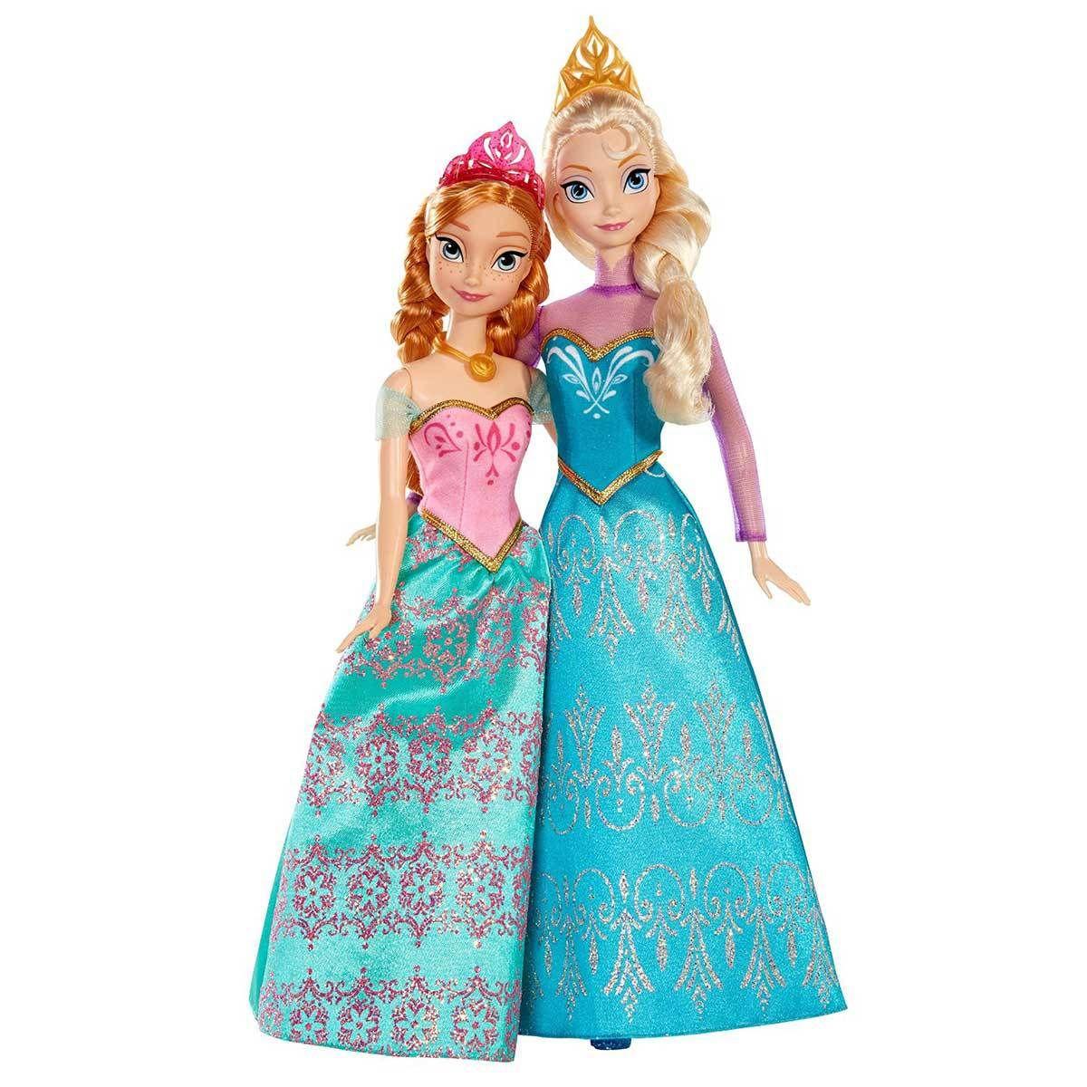 Juguetes de Barbie en español-Barbie Doctora le pone gafas a Elsa ...