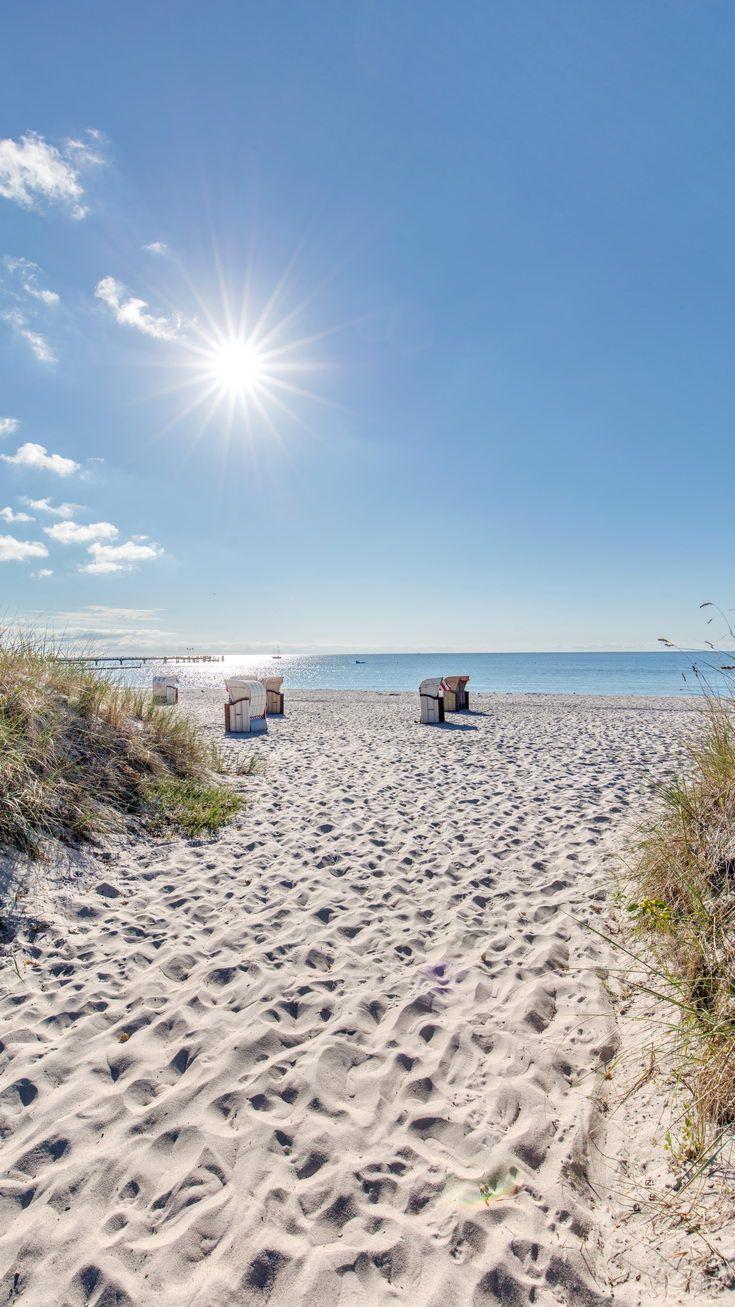 Strand • Ostseeheilbad Großenbrode