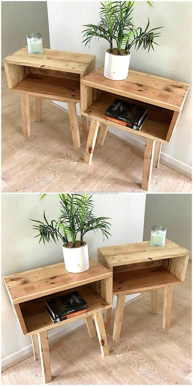 Some DIY Pallet Ideas with Nice Creativity