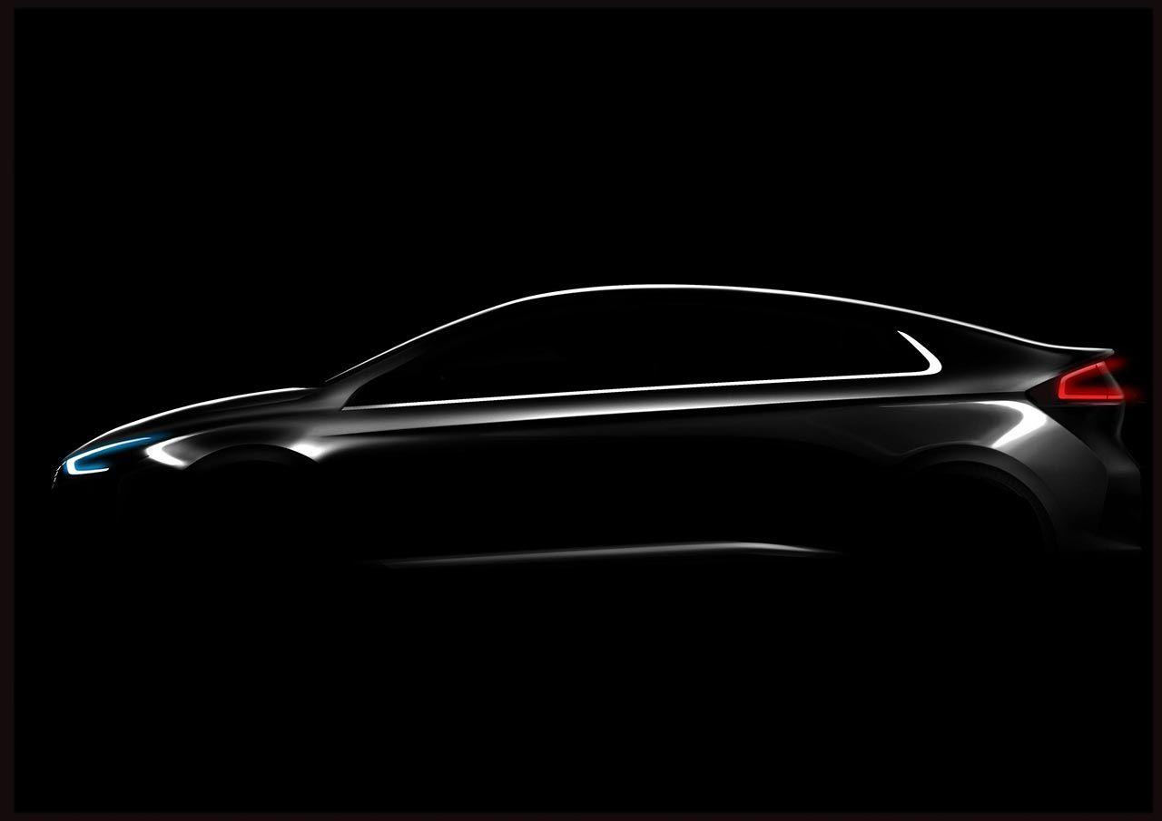 Hyundai announces ioniq electric plugin hybrid and