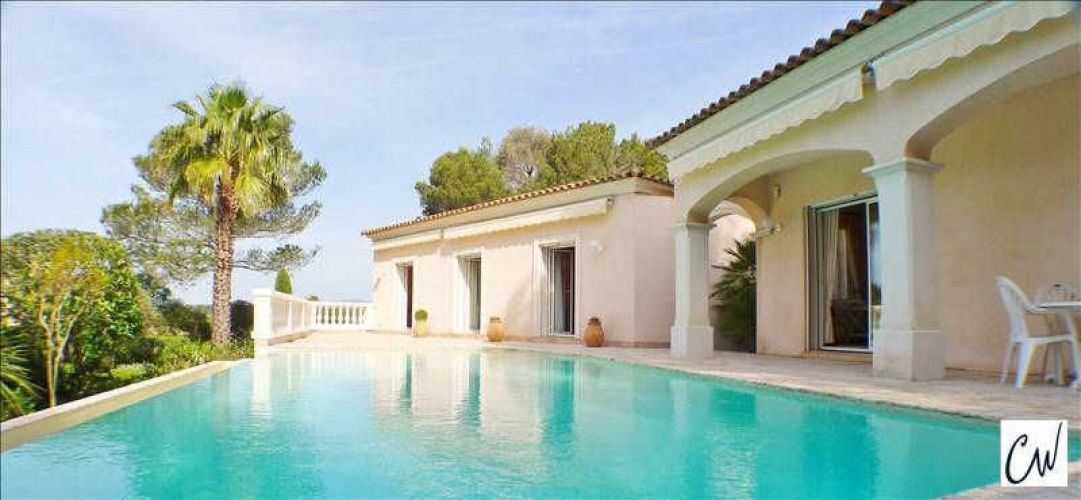 VENTE VILLA 6 PIECES AVEC PISCINE ST RAPHAEL Immobilier bord de - location maison avec piscine dans le var