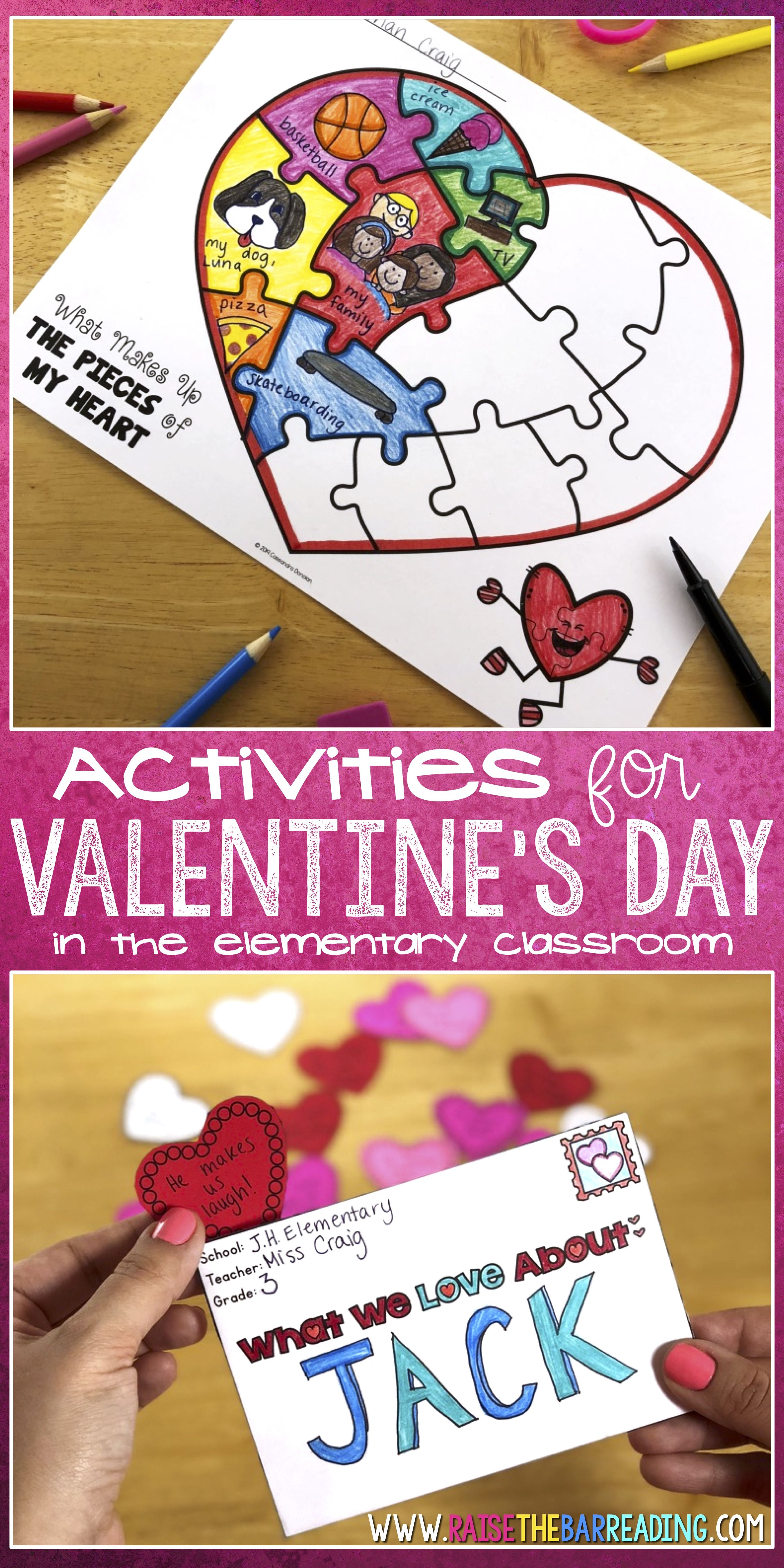 This Valentine S Day Teaching Blog Post Describes 5 Low