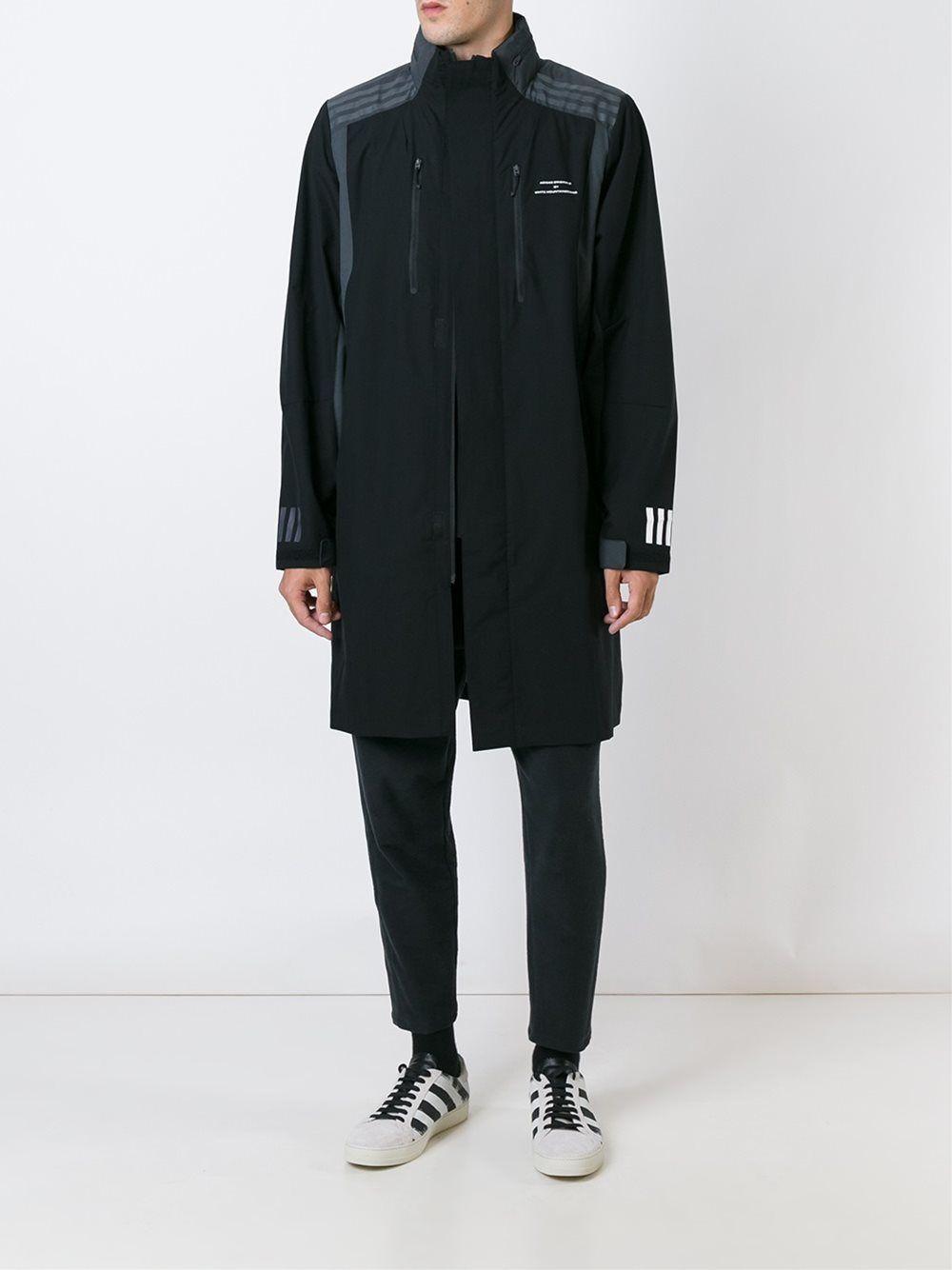 6c5cbe220 Adidas x White Mountaineering long coat   Future/Tech Clothing ...