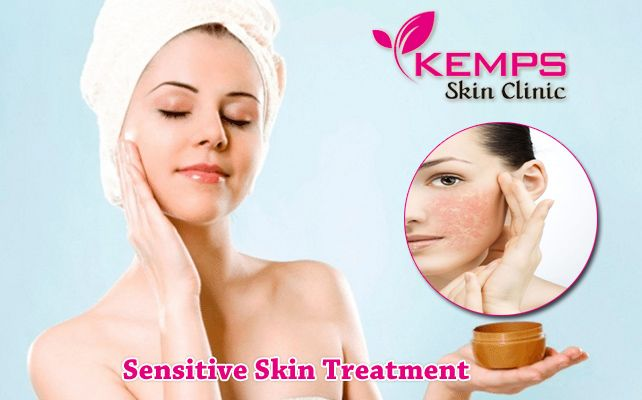 Dermatologists Characterize Sensitive Skin As Exceptionally Dry Skin Which Is Inclined To Skin Reactio Sensitive Skin Treatment Excessive Dry Skin Skin Clinic