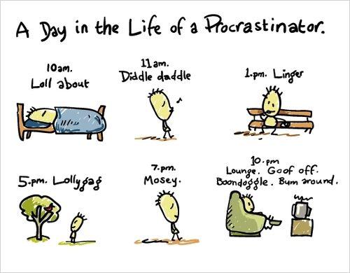 Prokrastrination