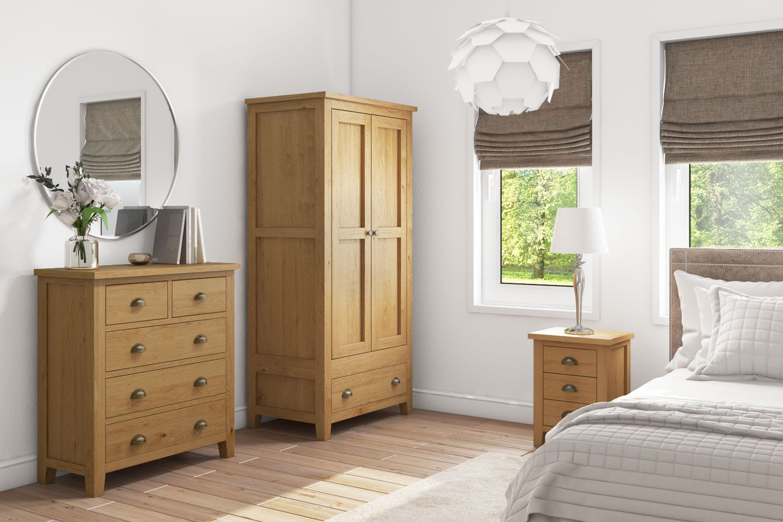 NEW IN Harrington Oak Collection Oak furniture