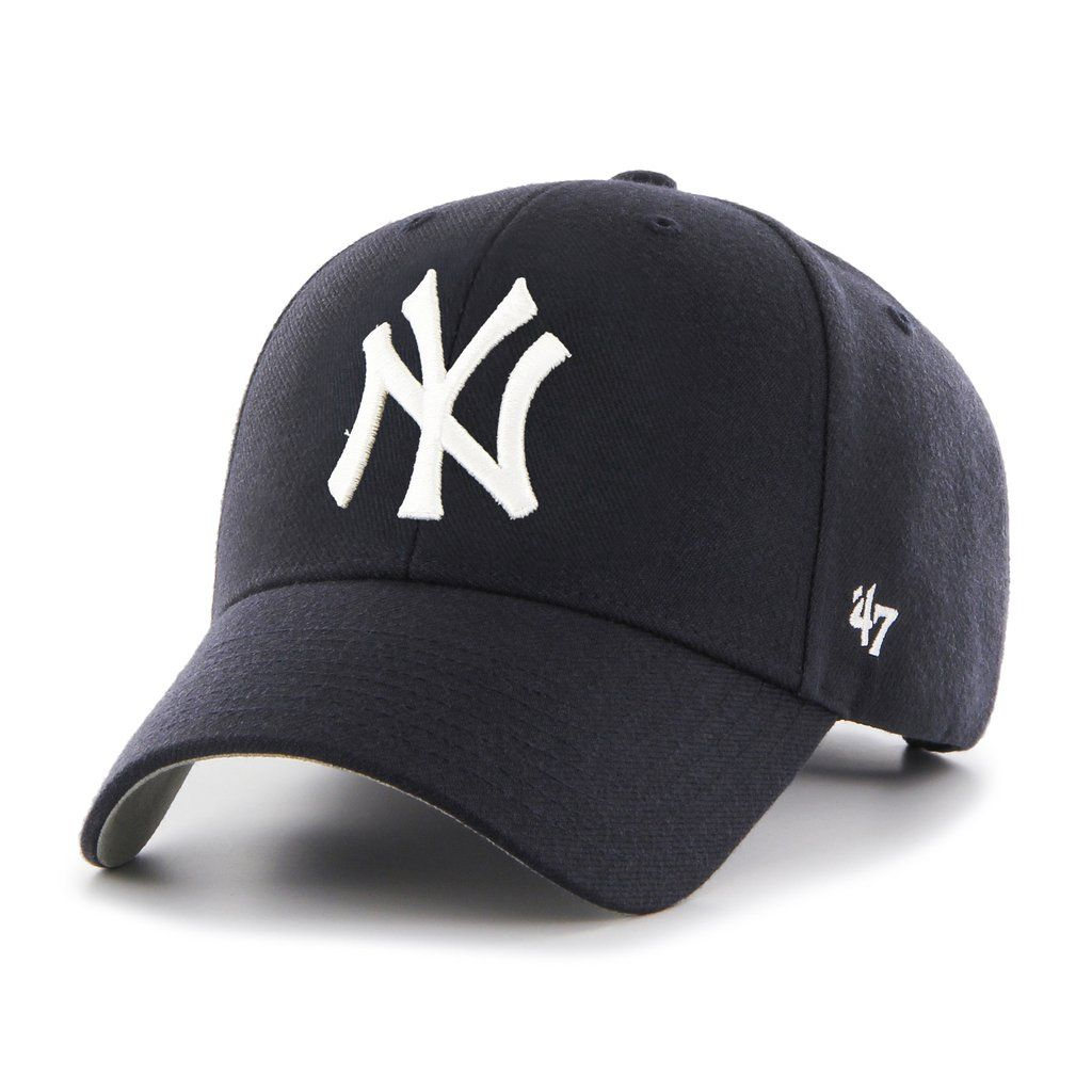 New York Yankees Home 47 Mvp 47 Sports Lifestyle Brand Licensed Nfl Mlb Nba Nhl Mls Ussf Over 900 Colleges Hats And Appa Gorras Accesorios Ropa