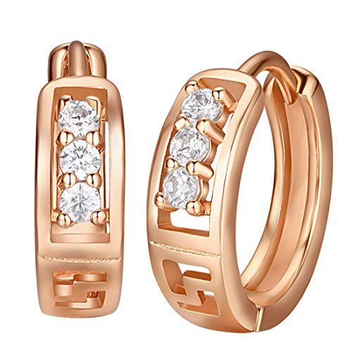 Color: Rose Gold Plated Occassion: Party, Wedding