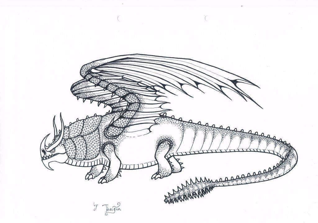 rumblehornthaigra  cómo entrenar a tu dragón