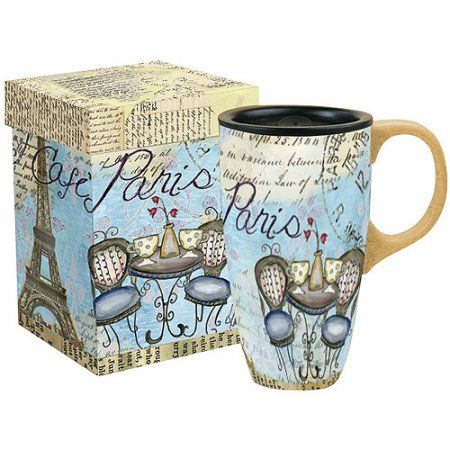 86a3ccc7a3f Lang 19-Ounce Latte Mug with Gift Box, Assorted Patterns | Products ...