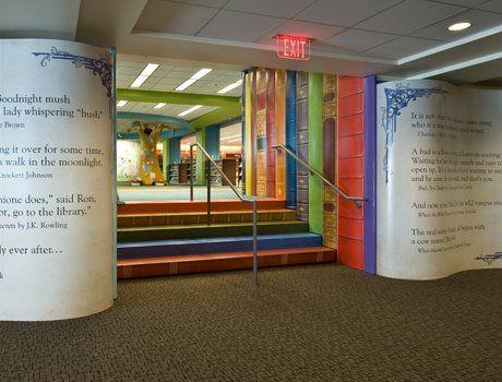 The Reading Room The Kansas City Public Library Children S
