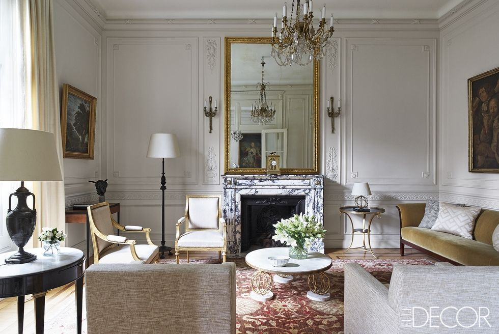 These Gorgeous Living Room Ideas Will Make You Swoon Bedroom Fireplace Decor Dining Room Design Stylish Living Room