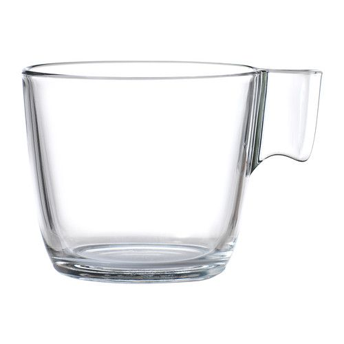 Stelna Mug Clear Glass In 2018 Kitchen Pinterest Mugs Ikea