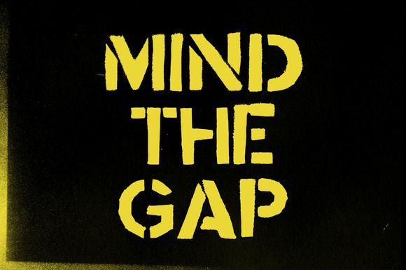 Mind The Gap Font Creativework  Fonts    Fonts