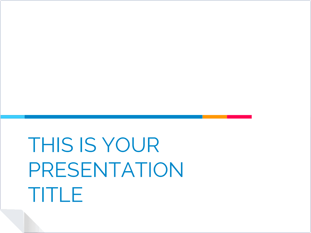 create a professional presentation effortlessly with this free, Presentation templates