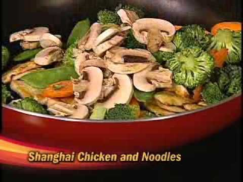 Shanghai Chicken and Noodles - Betty Crocker