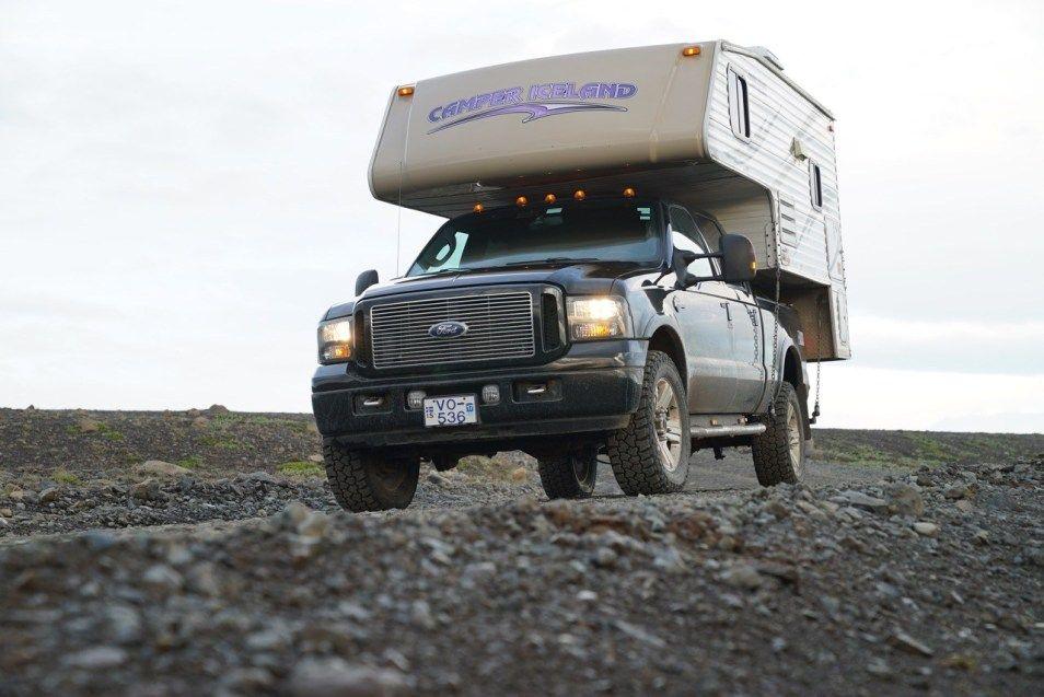 4x4 Camper Luxury / 4x4 Camper 4 4x4 pick up, 4x4, Tente