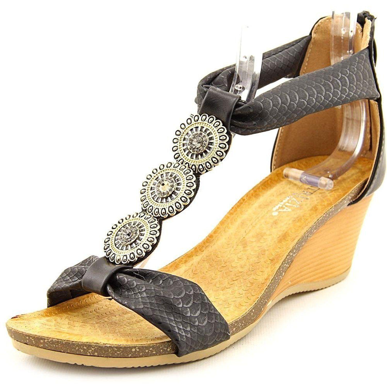 Womens Sandals PATRIZIA Alexandra Black