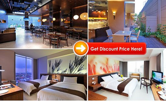 Dapatkan Diskon Menginap Di Midtown Hotel Surabaya