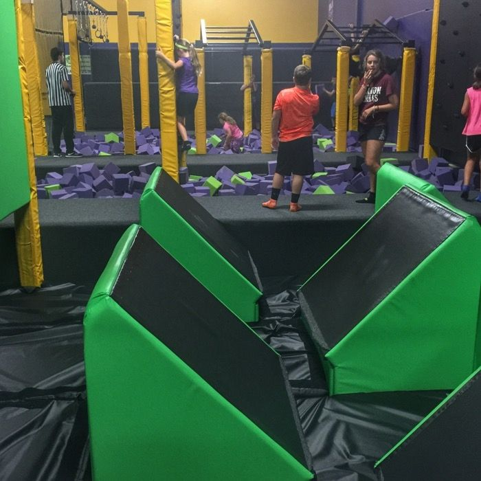 Getting Trampoline Springs Off: A Fun Way To Get Exercise At Get Air Trampoline Park In