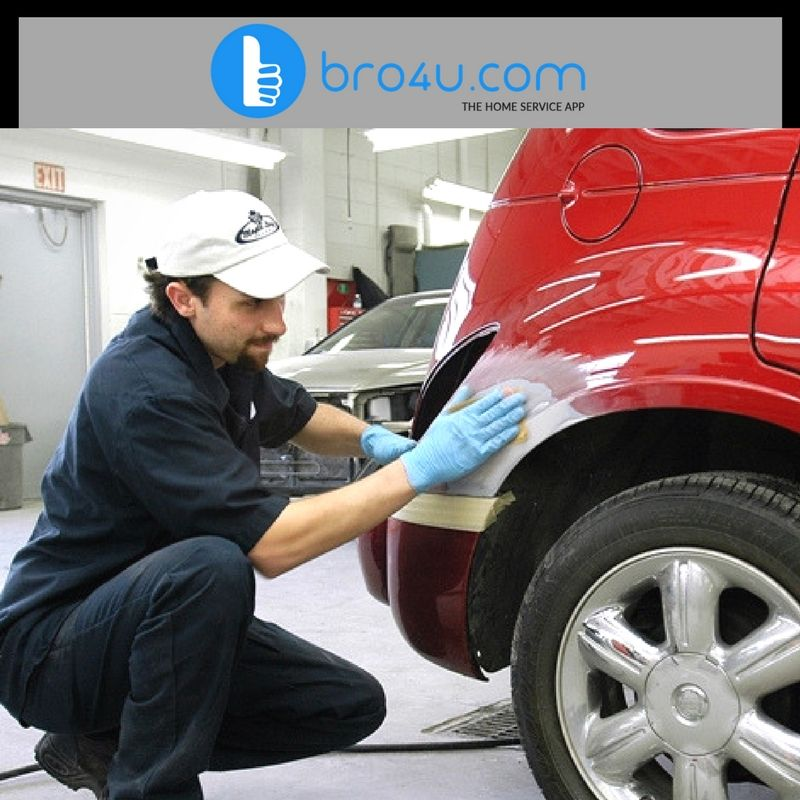 We Provide A Hassle Free Car Dent Removal And Auto Body