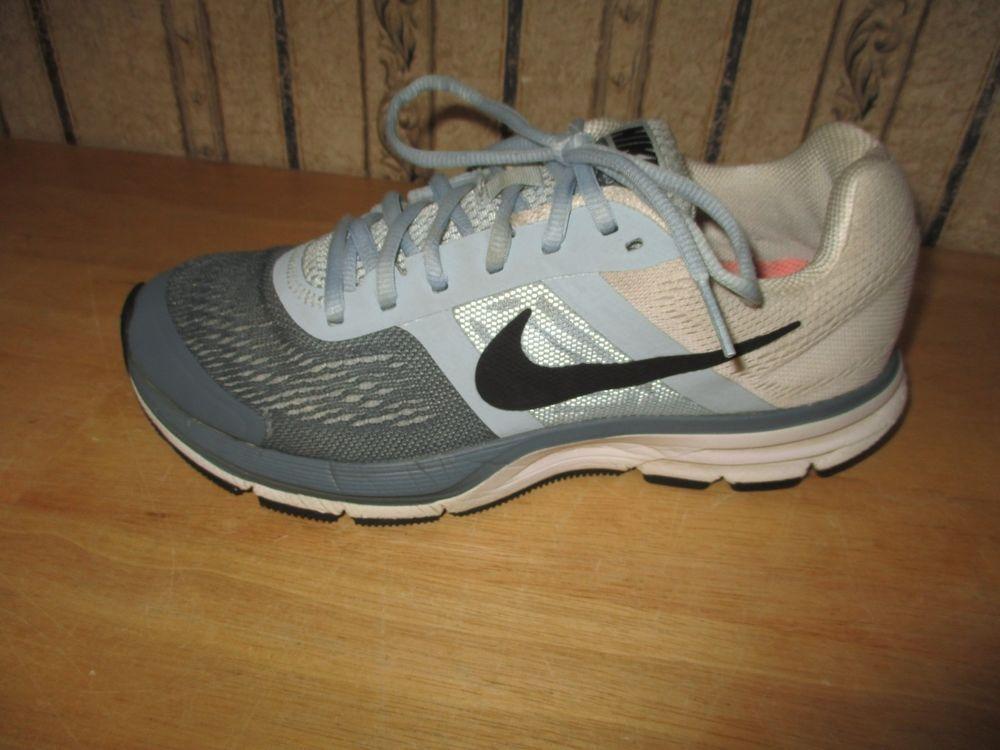 4ffde6c7b284 EUC women s NIKE blue gray PEGASUS 30 athletic shoes - size 8 1 2 ...