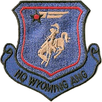 Wyoming Air National Guard Wikipedia, the free