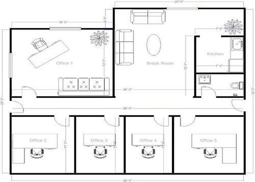 network layout floor plans