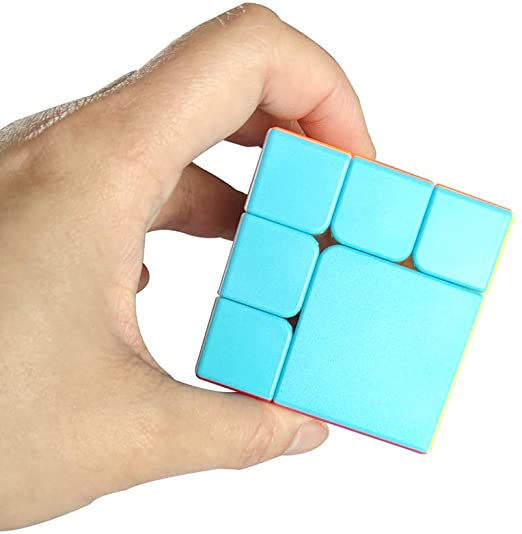Amazonsmile Sun Way 3x3 Bandaged Speed Cube 3x3x3 Bandaged Magic Cube Puzzle Toys For Kids And Adults Toys Games Cube Puzzle Puzzle Toys Kids Toys
