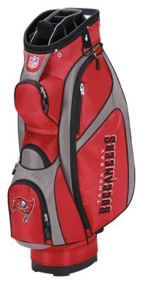 8e387efd Wilson NFL Team Cart Golf Bag - Tampa Bay Buccaneers | Products in ...