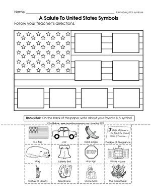 Image result for american symbols for second grade ...