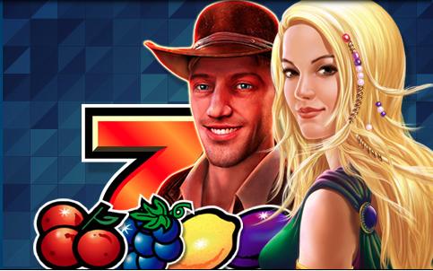 Play free Novomatic Slots Provider by Novomatic Online