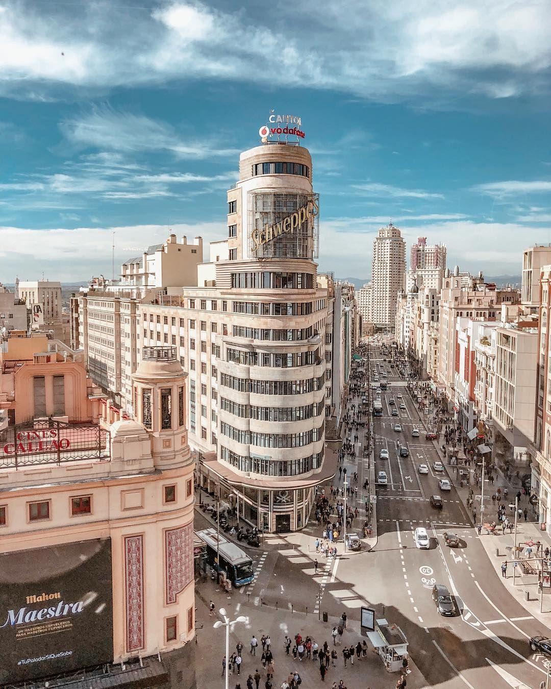 Die 21 Besten Fotolocations In Madrid Mit Bildern Madrid Foto Schiessen Reisen