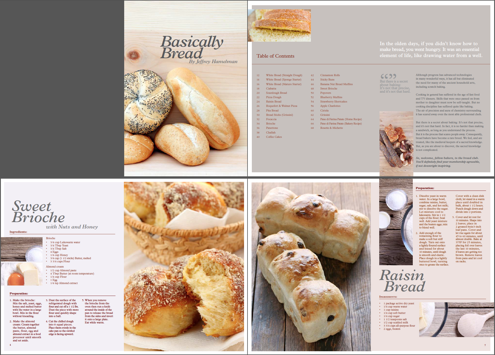 recipe template for indesign - Google Search | Book template | Pinterest