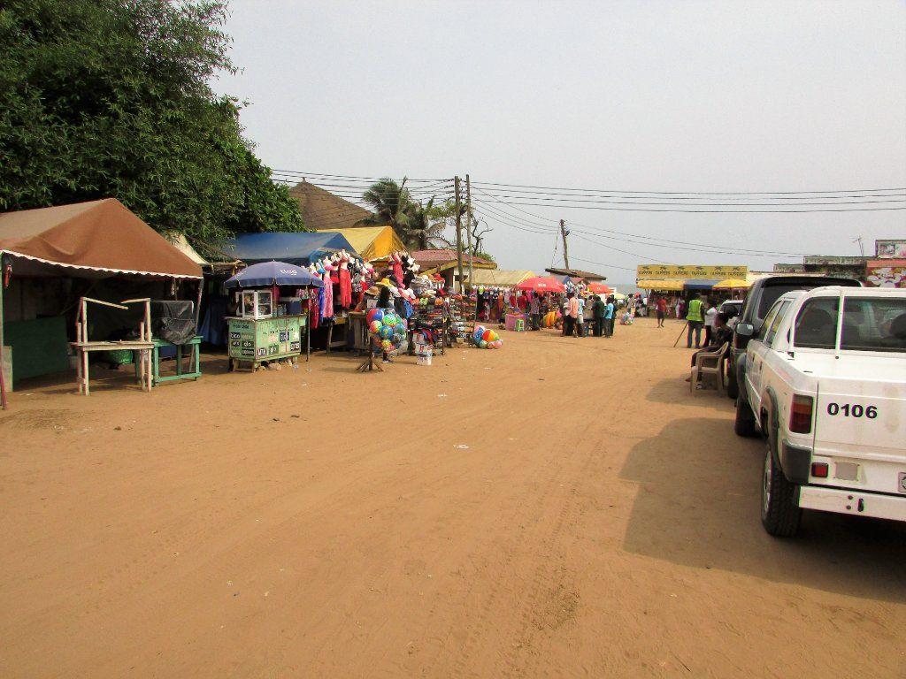 Labadi Pleasure Beach, Accra Ghana