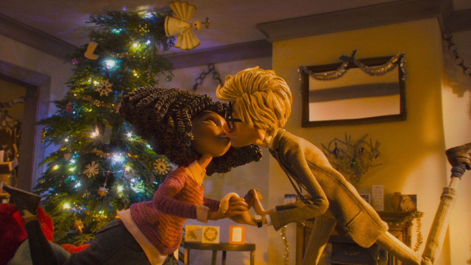 Musical Sainsbury's Christmas ad features James Corden – and 1000 puppets
