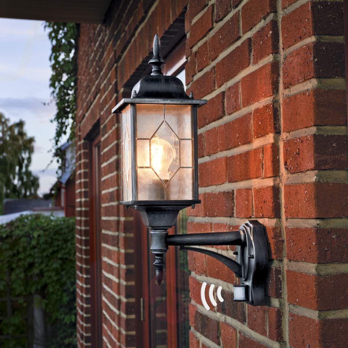 Ozdobna Zewnętrzna Lampa ścienna Milano Lampy Wiszące