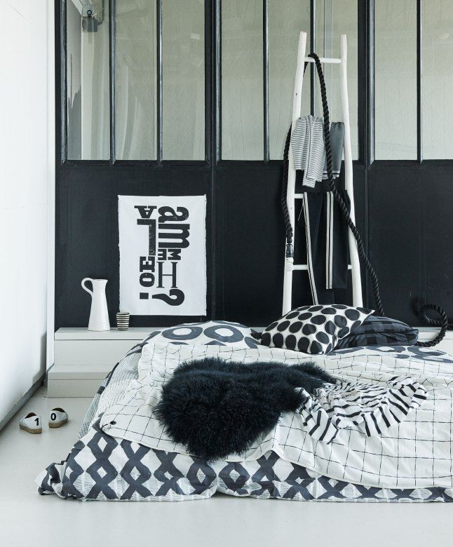 Black industrial spirit | PLANETE DECO a homes world