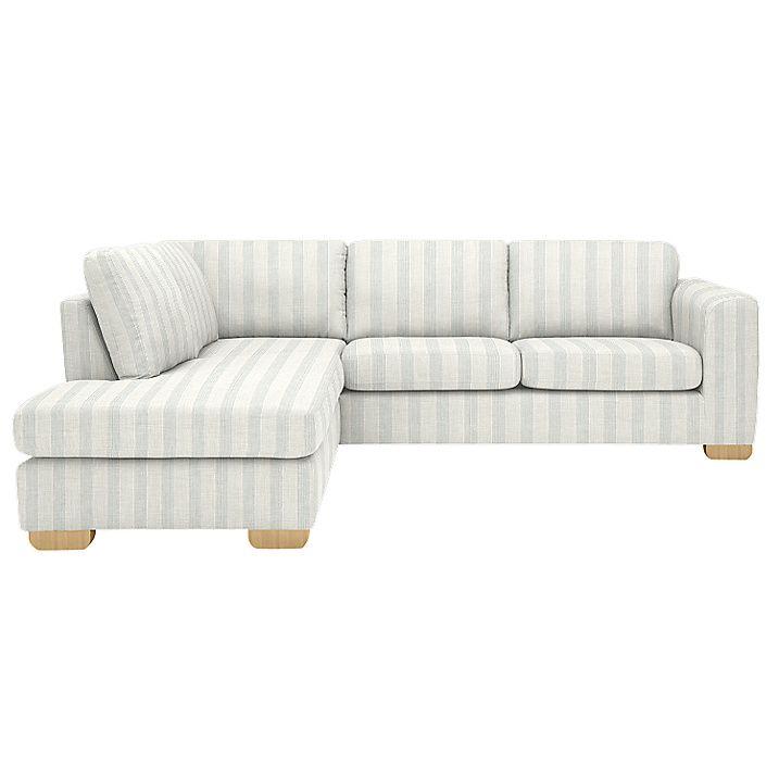 Buy John Lewis Felix Lhf Corner Chaise End Sofa Online At