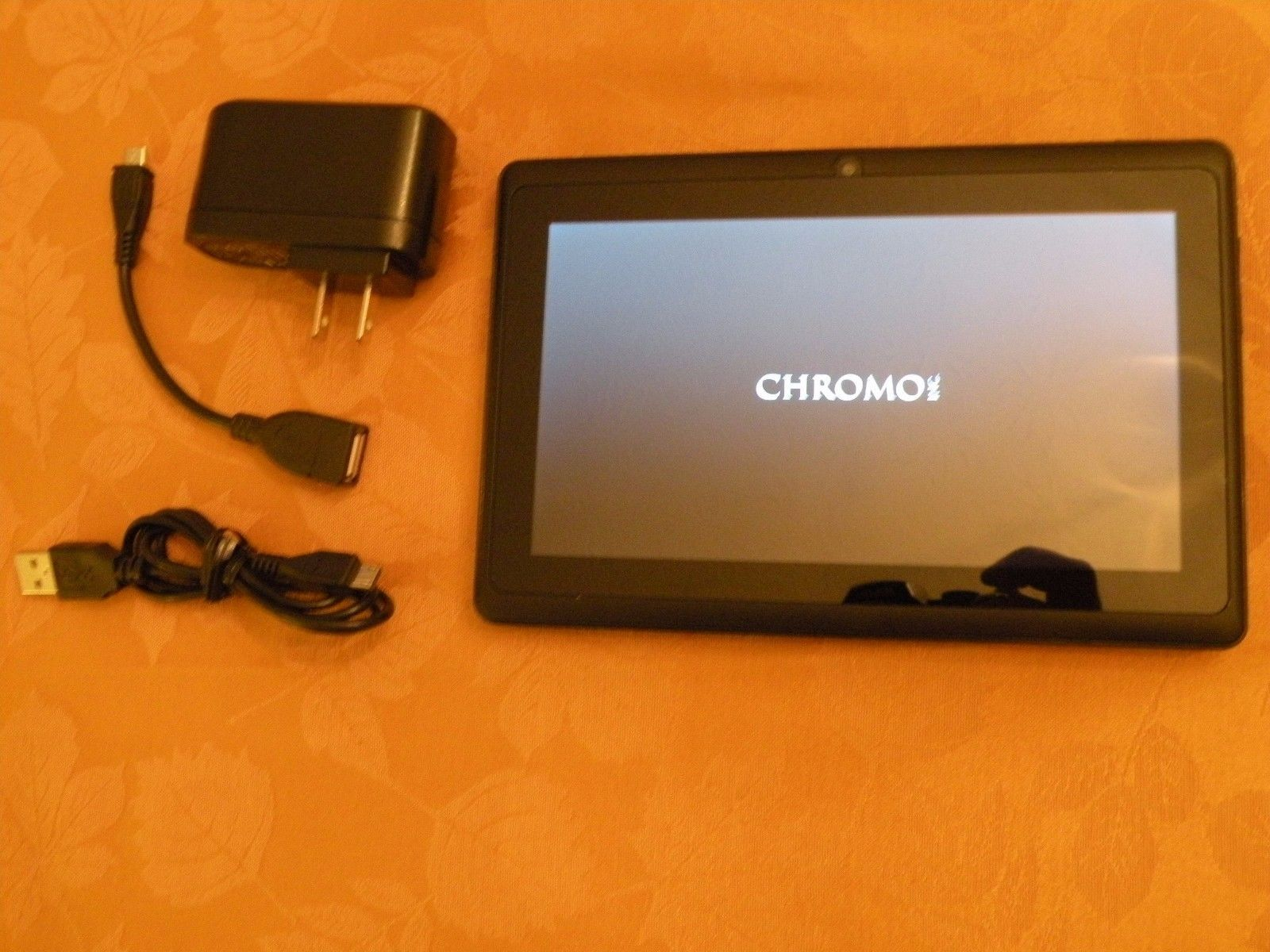 Android Tablet by Chromo 4GB Dual Core Processor in Black https://t.co/nuLTCv8FQ2 https://t.co/XdZpinNUgi