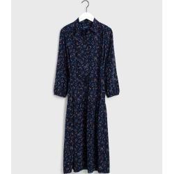 Gant Multi Florales Hemdkleid (Blau) GantGant #frühlingblumen