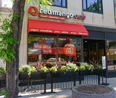 Red Mango Oak Park IL Frozen yogurt shops Pinterest